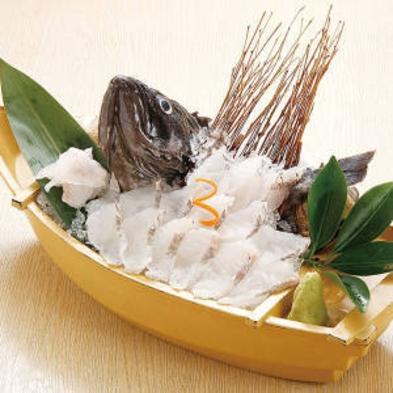 【巡るたび、出会う旅。東北】黒ソイ刺し盛+選べる東北の日本酒2種付 〜朝食付プラン〜