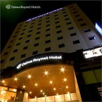 お昼とは違った様子を見せるダイワロイネットホテル仙台。