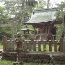 【パワースポット】天橋立は日本有数のスポットとしても注目されています(写真は天橋立神社)
