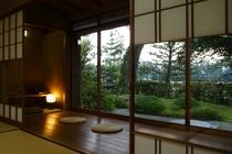 【龍燈の間・松琴の間】日本三景をご自由に寛ぎながらお楽しみ下さい