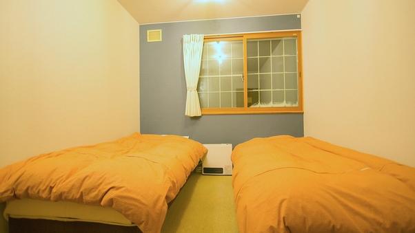 【206】洋室12平米・2ベッド