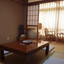 客室例≪和室6畳+控え間2畳≫