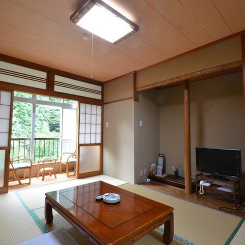 ≪客室例◆和室6畳+控え間2畳≫