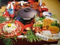 山菜僧兵鍋