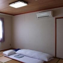 【和室】全部屋インターネット接続可♪機能的なお部屋でごゆっくりとお寛ぎ下さい。