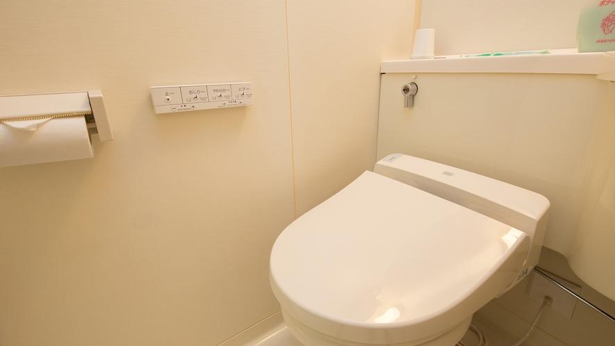*【シングル喫煙】お手洗いは温水洗浄便座機能付です。