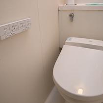 *【シングル禁煙】お手洗いは温水洗浄便座機能付です。