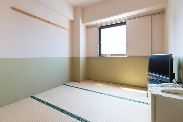 シンプル素泊りプラン和室【大浴場無料 × 小倉駅から徒歩7分の好立】