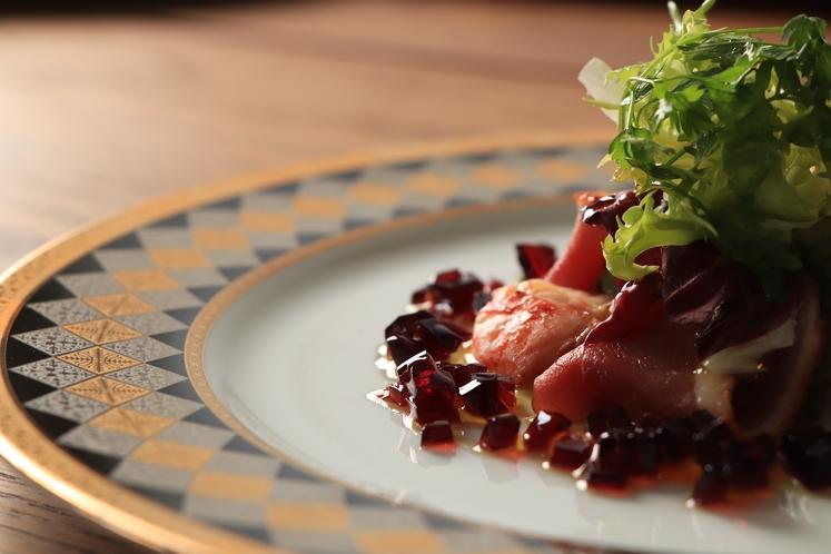 サホロガーデン料理イメージ