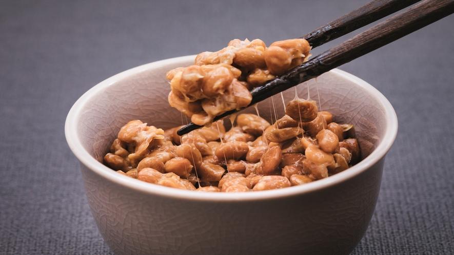 納豆を食べて腸内環境を整えましょう