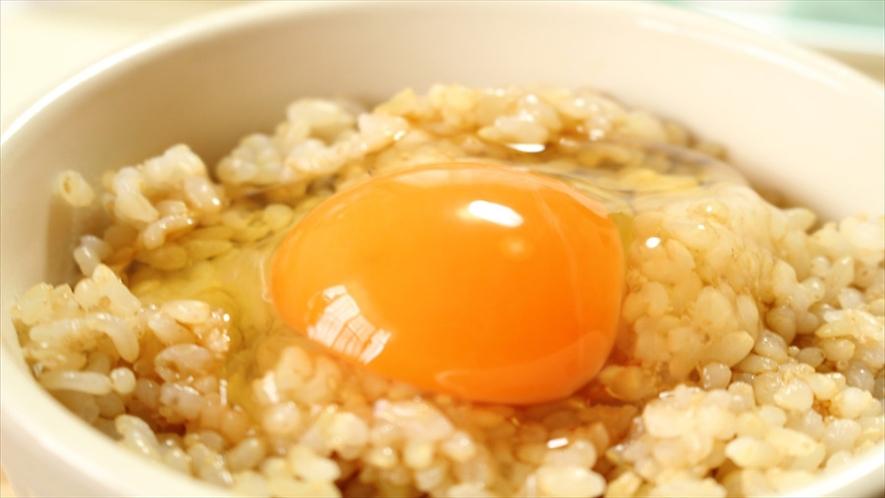 TKG(たまごかけごはん)でおいしい朝食を