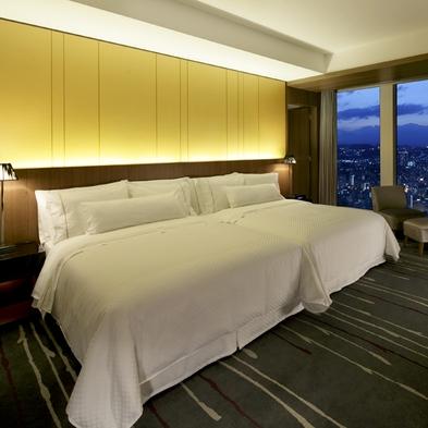 【Basic Stay】35&36階の最高層階確約・クラブラウンジ利用可能!エグゼクティブフロア