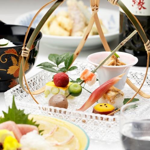 日本料理レストラン 一舞庵 会席料理(イメージ写真)