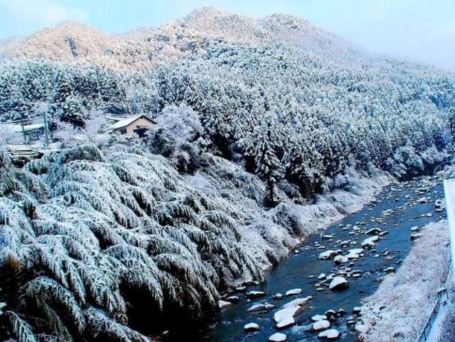 嘉瀬川(冬)