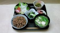 酵素玄米定食