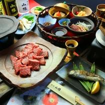 【夕食】京都からやってきた女将が作る、優しい味の会席料理・・・☆