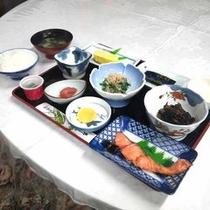 *【朝食一例】元気の源は朝食から!身体に優しい和食の朝ごはん