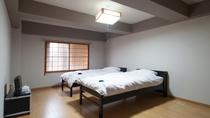 *【本館】洋室ツインルーム(一例)