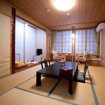 *【新館】和室6畳(一例)