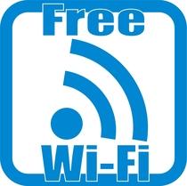 全室Wi-Fi接続無料サービス完備