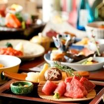 【お食事】夕食一例