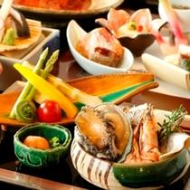 【お食事】ご夕食(お選び:海)