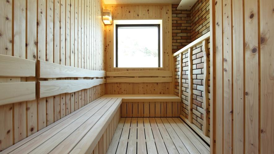 ●【大浴場】乾式サウナ
