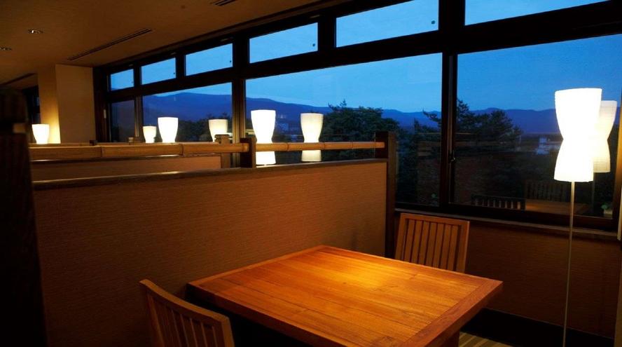 ●お食事処「遊山」」※お席はご希望に添えない場合がございます。ご了承下さい。