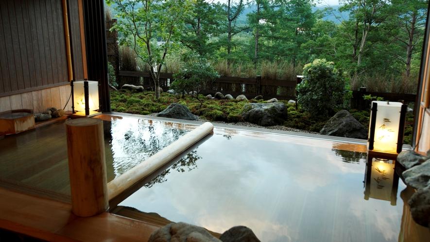 ●【大浴場】≪拾弐・拾参の湯≫ 下の湯