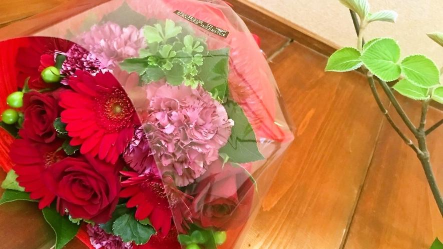 ●【サービス】花束・フラワーアレンジメント