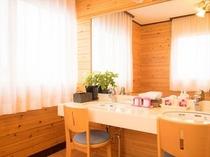 「本館」2階女性専用洗面所