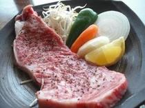 淡路牛ステーキ