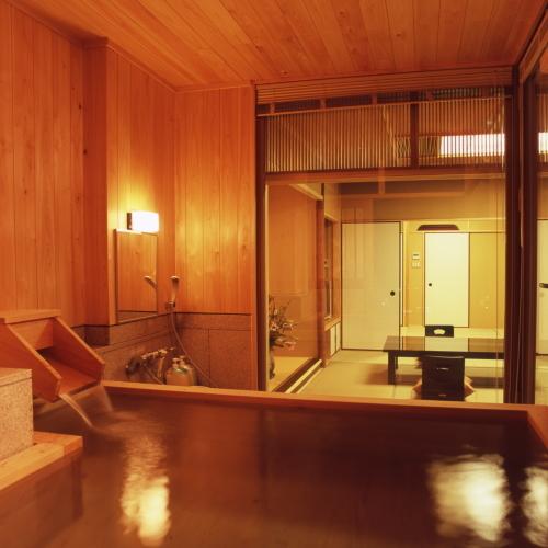 【部屋】露天風呂付客室(風呂)