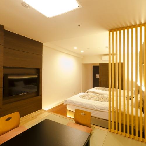 【部屋】スタンダード和洋室【和室4.5畳】です。