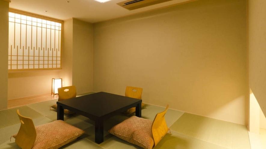 露天風呂付デラックス和洋室/6畳の和室のあるお部屋