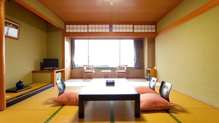 大地館・和室/当館のスタンダードなお部屋です