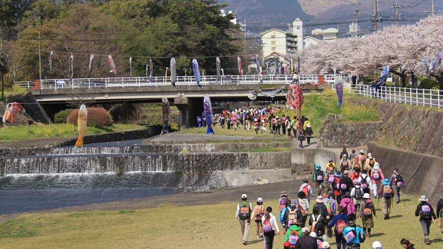 ◆4月/べっぷ鶴見岳一気登山