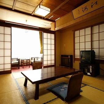 和室8〜10畳(バス・トイレなし 禁煙室)