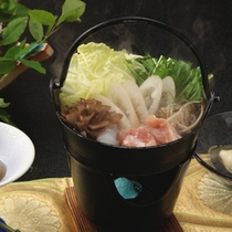 ■きりたんぽ鍋■