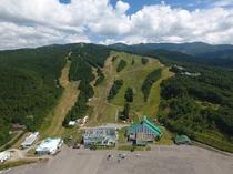 鷲ヶ岳スキー場 全景2