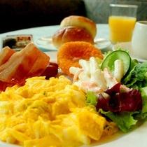 *お好きなものをお好きなだけ!朝食はバイキング形式でご提供★