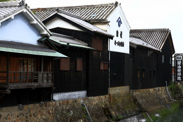 日本遺産・本遺産・醤油発祥と湯浅姓由来・歴史と伝統の町・湯浅