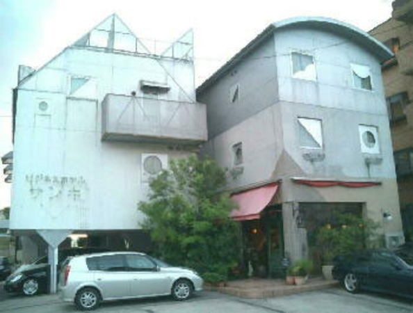 ビジネスホテル サンキ