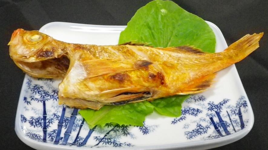 *【焼き魚】季節によってお魚が変わります。