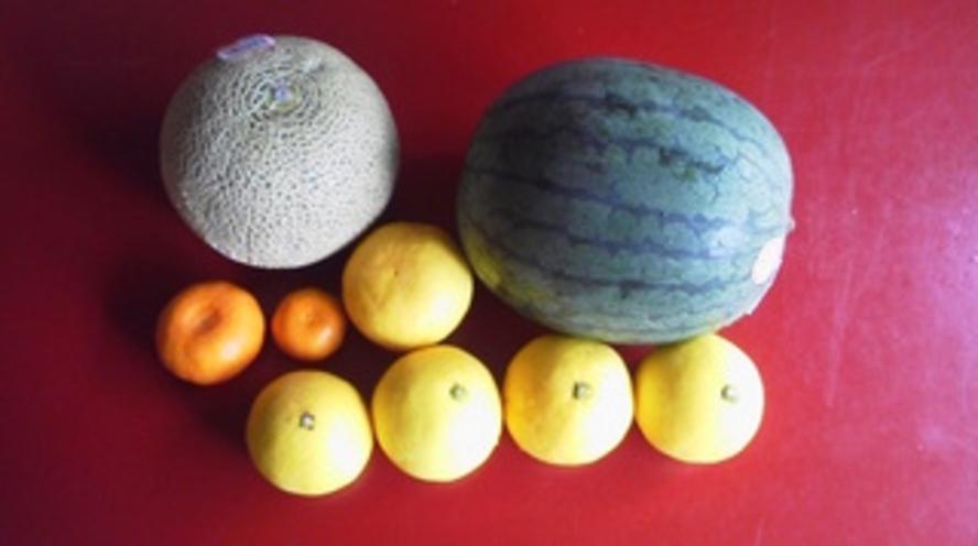 季節のフルーツ3