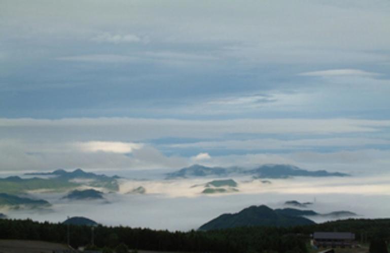 雲海...夏