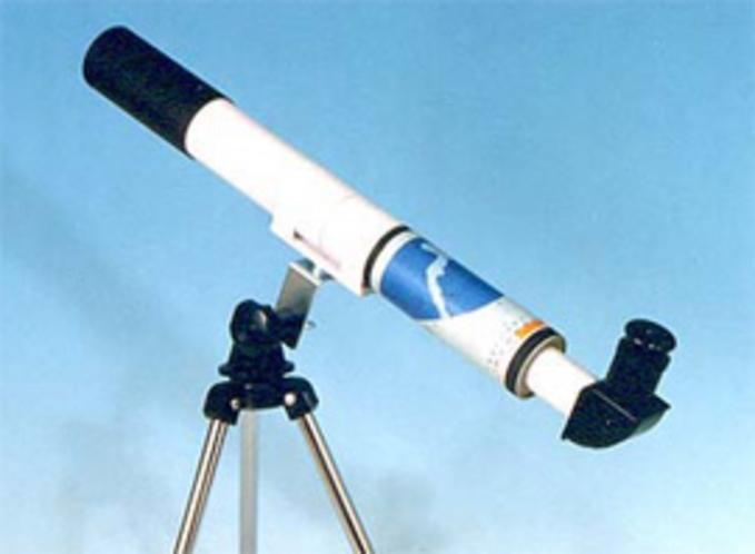 天体望遠鏡作り体験 手作りコルキットスピカ