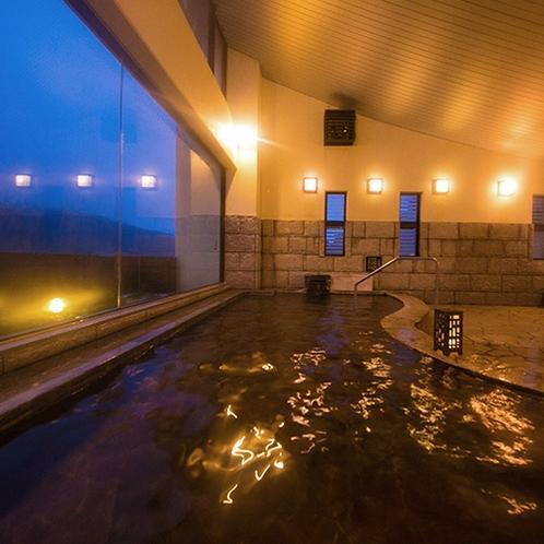 【大浴場 -翠山の湯-】
