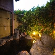 【和室12畳 -露天風呂つき-】 じんわり優しい、人吉の湯三昧