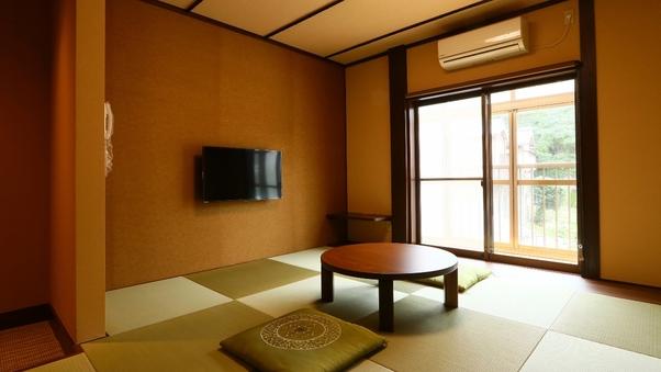 新館 和室8畳 ■禁煙■ ※Wi-Fi完備